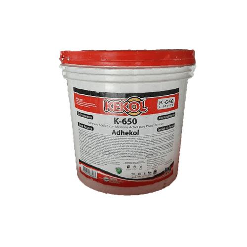 Adhesivo Acrílico  KEKOL 4kg
