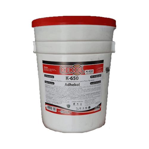 Adhesivo Acrílico  KEKOL 20kg